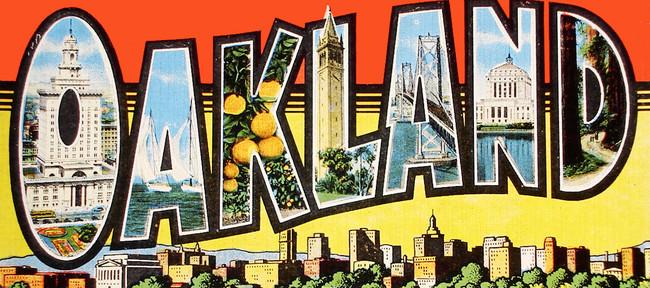 Oakland Postcard Edited