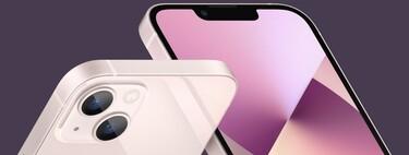 Los nuevos iPhone 13 mini y iPhone 13 ya están aquí con su 'notch' reducido, chip A15 y más