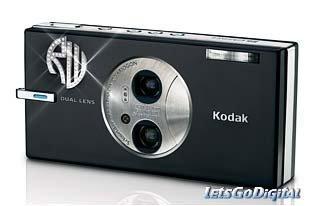 Una cámara Kodak de 20.000 dólares