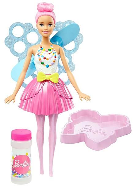 Barbie Burbujas Magicas