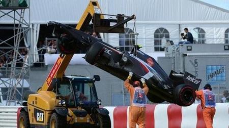 Fallece un comisario en el Gran Premio de Canadá