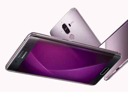 El Huawei Mate 9 presume pantalla curva, doble cámara Leica y nuevo color