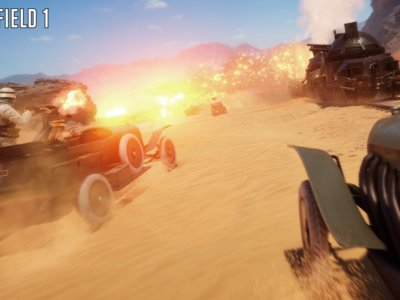 Prepárate para la Beta de Battlefield 1 con esta hora de gameplay a 1080p y 60fps [GC 2016]