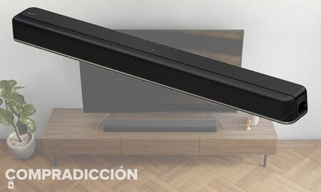 Sony HT-X8500: una barra de sonido 2.1 para mejorar el sonido de tu smart TV sin complicaciones por 262,40 euros en MediaMarkt