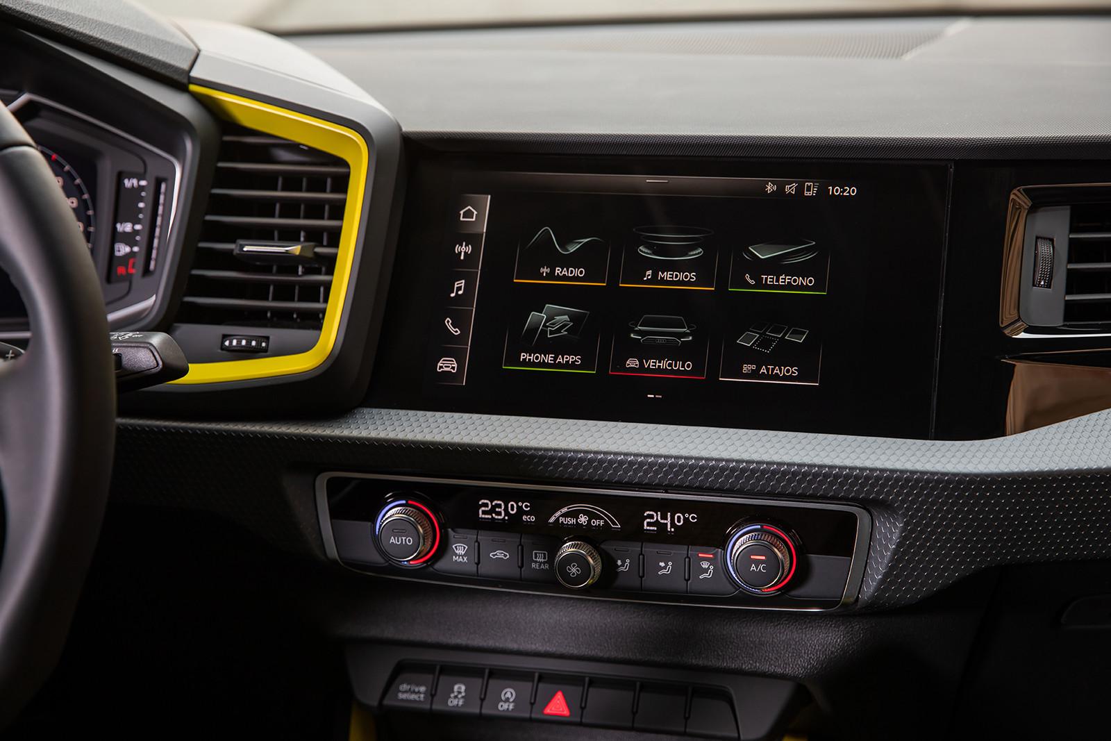 Foto de Audi A1 2020 (lanzamiento) (25/39)