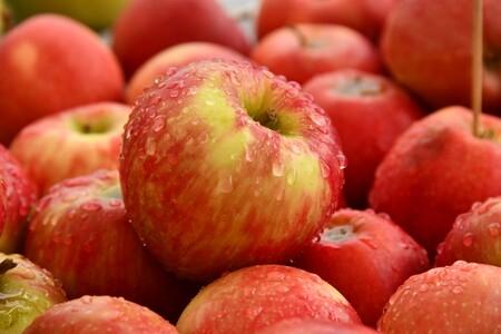 Manzanas con Humedad
