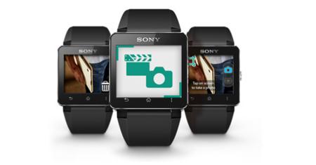 Cámara de Acción te ayuda a tomar fotografia desde tu Smartwatch de Sony