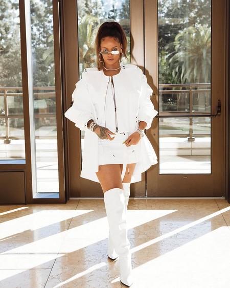 Estos looks de fiesta hacen cuerpazo y Rihanna lo ha comprobado