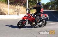 Ducati Hypermotard, la prueba (3/4)