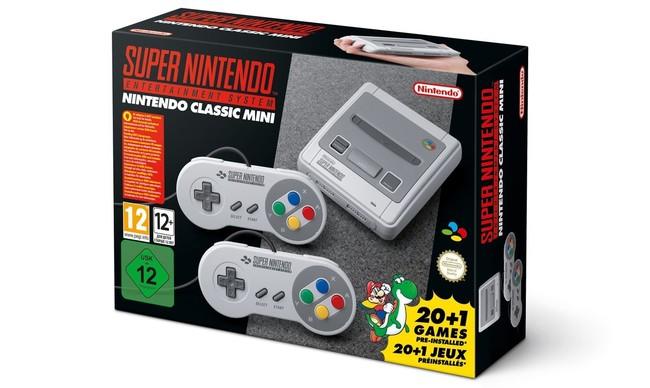 Super Nintendo™ Classic Mini