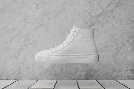 La piel de Converse: Chuck Taylor All Star Modern Lux