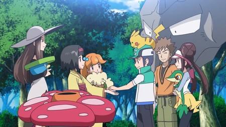 Es momento de unir fuerzas con toda clase de entrenadores y con nuestros amigos con el nuevo tráiler de Pokémon Masters