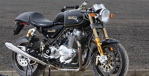 Foto de Norton Comando 961 SE, Cafe Racer y Sport (2/13)