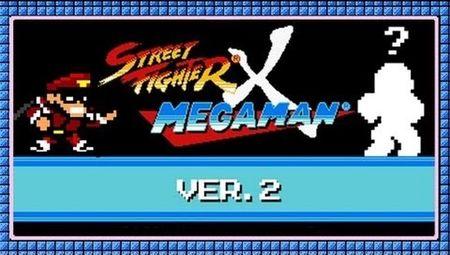 Tráiler de la nueva versión de 'Street Fighter x Mega Man'