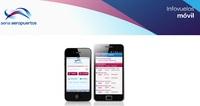 InfoVuelos de Aena, ahora en versión para móviles