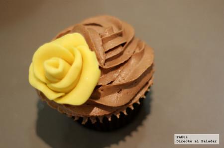 Mi primer cupcake con Alma Obregón