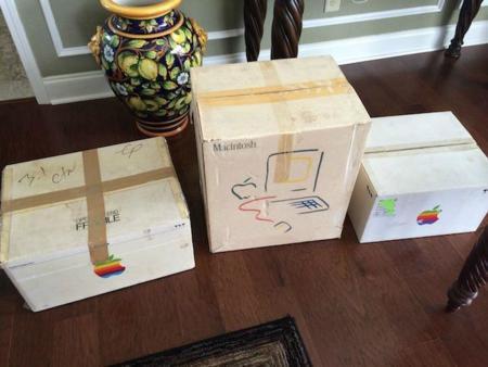 Miembro del equipo original Macintosh arranca un Mac 512K almacenado durante 30 años