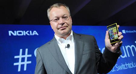 Stephan Elop CEO de Nokia