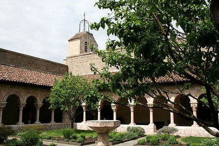 The Cloisters: claustros medievales en Nueva York