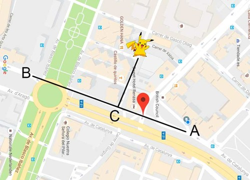 El truco definitivo para encontrar Pokémon con el radar o modo 'sightings' de Pokémon Go
