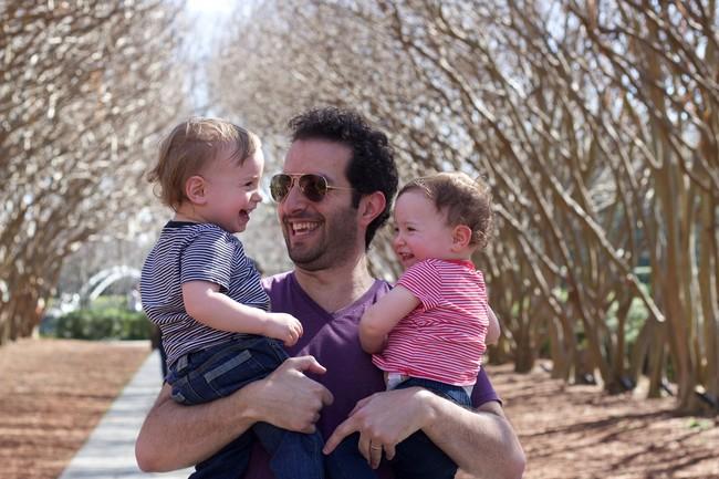 Papás blogueros, nos visita Carlos del blog Historias de un papá