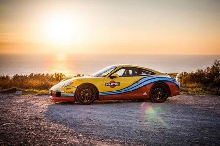 Porsche Martini 911 1