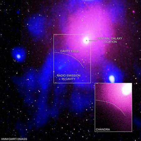 La mayor explosión conocida tras el Big Bang es registrada por cuatro telescopios