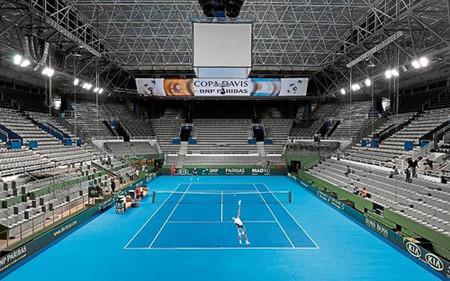 Copa Davis 2008 Estadio