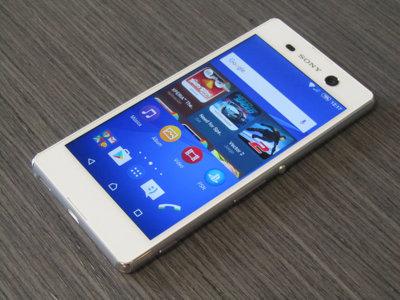 Sony Xperia M5, análisis: un gama media premium resistente al agua muy equilibrado