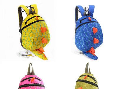 Vuelta a la guarde 2017: mochila con diseño de dinosaurio en cuatro colores por 7,44 euros en Ebay y envío gratis