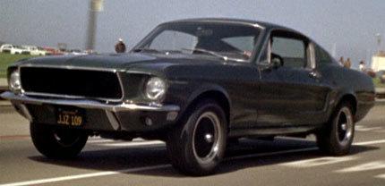 Ford Mustang Fastback GT 390 - Bullitt