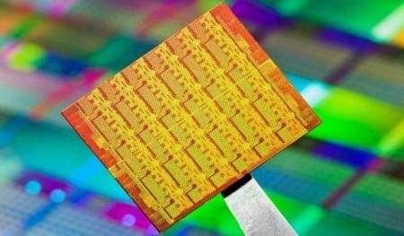 Núcleos CPU, chip