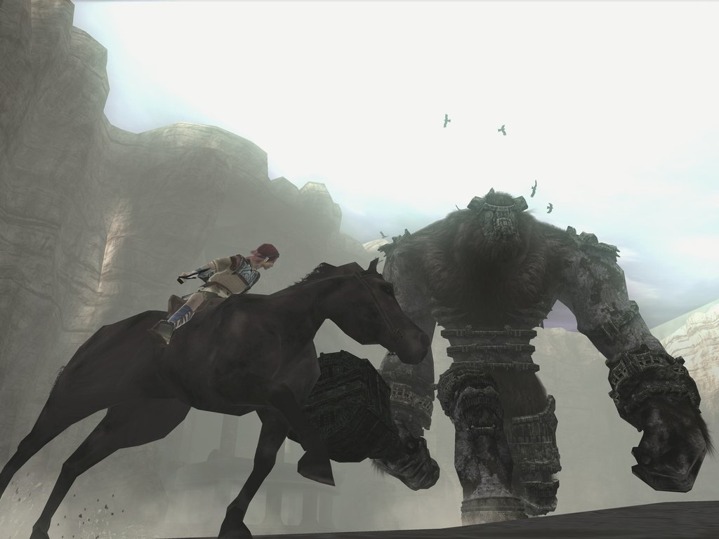 Foto de Shadow of the Colossus (2/5)