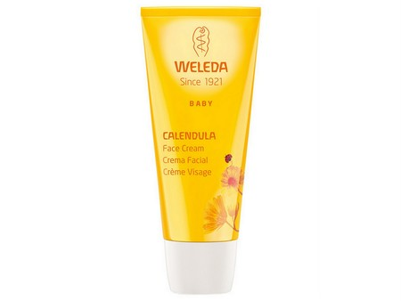 Crema Facial Baby De Calendula Weleda