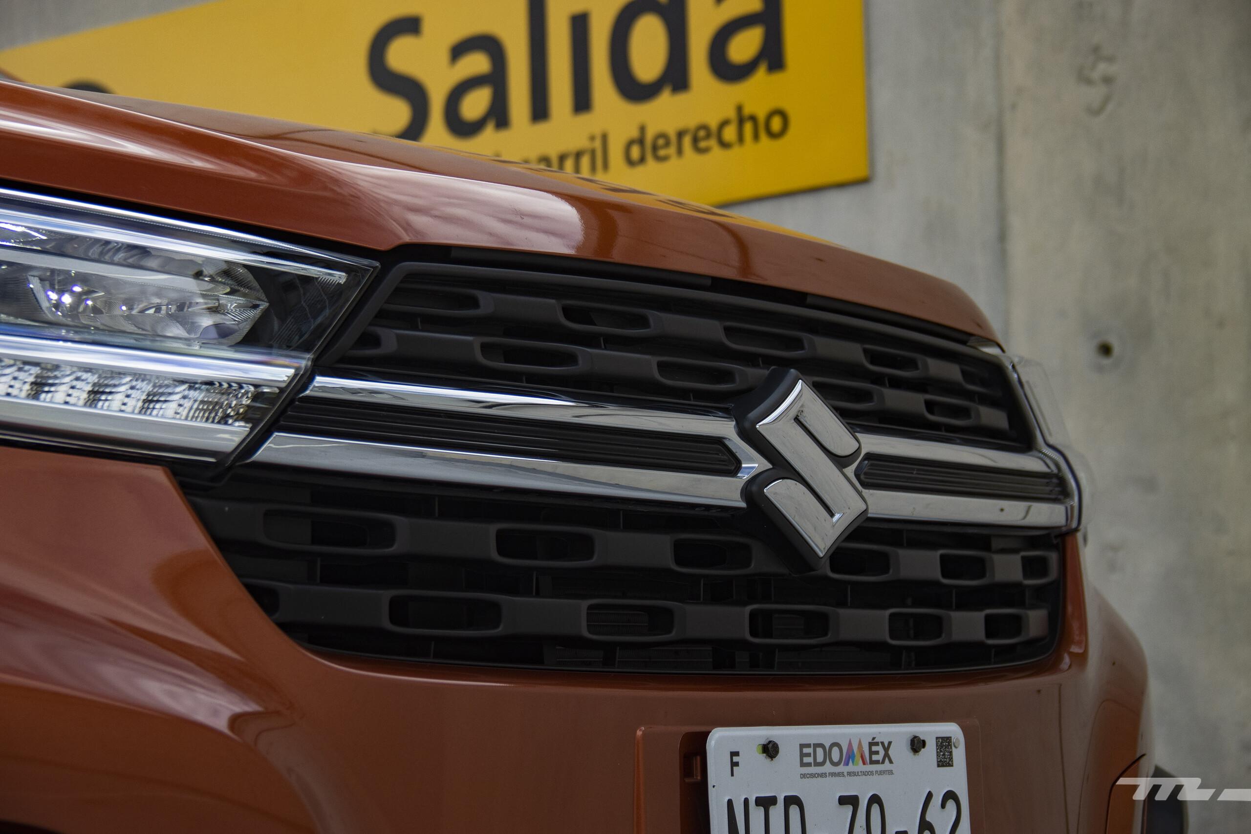 Foto de Suzuki Ertiga XL7 2021 prueba de manejo (9/39)