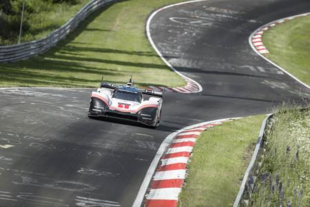 Las claves del impresionante récord en Nürburgring Nordschleife del Porsche 919 Hybrid Evo