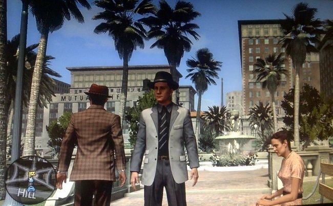 Pershing Square en L.A. Noire
