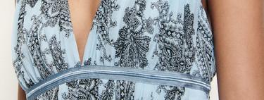 Faldas, shorts, tops y vestidos: las 13 prendas de Sandro al 50% de descuento que ya puedes comprar en sus rebajas