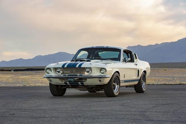 Shelby American revive el Ford Shelby GT500 Super Snake de 1967, aunque puedes ir preparando la cartera