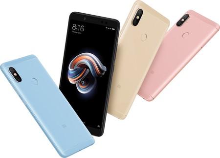 Redmi Note 5 es el próximo smartphone Xiaomi que llegará a México, ya aparece homologado en el IFT