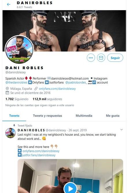 Dani Twitter