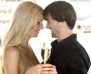 El anuncio de Freixenet 2006 con Gwyneth Paltrow