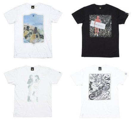 Camisetas Garage Artist de Insight