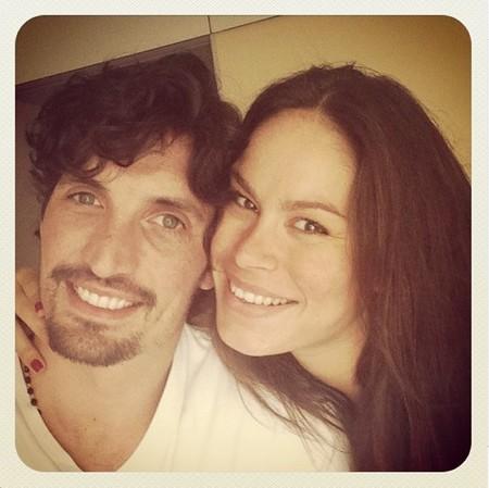 Mireia Canalda y Felipe López dan las gracias por los cariños pero ¿y la foto de la nena qué?