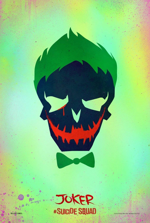 Carteles de 'Suicide Squad'