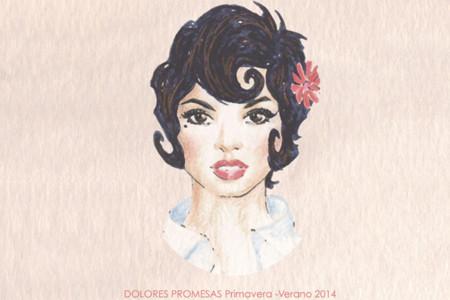 Disfruta de cada instante del verano con la colección Dolores Promesas Primavera-Verano 2014
