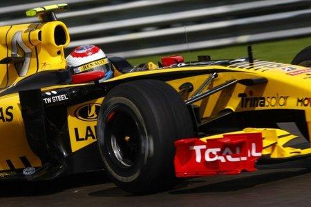 Renault quiere más de Vitaly Petrov