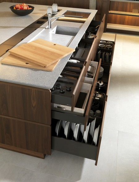 Smart Kitchen Gamadecor Porcelanosa