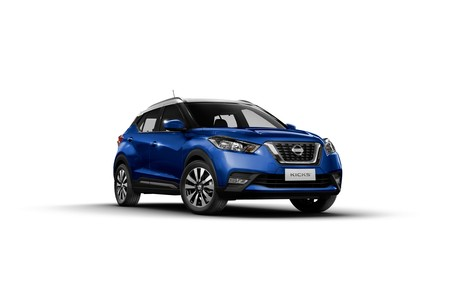 Nissan Kicks Fan Edition Mexico 1