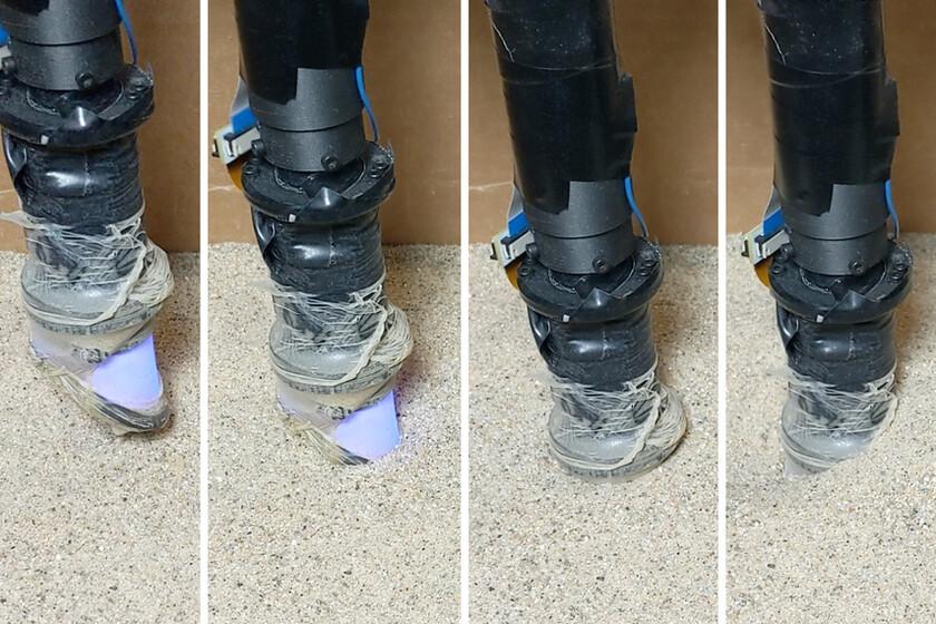"""Este dedo robótico del MIT con una """"yema"""" especial es candidato a ser un detector de bombas enterradas"""